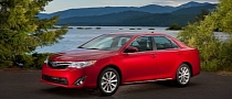 Toyota US Sales Boosted by Camry