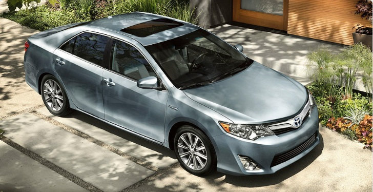 toyota usa sales up 18 4 in august on camry prius demand autoevolution. Black Bedroom Furniture Sets. Home Design Ideas