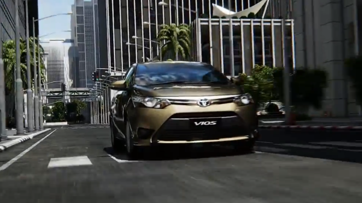 Toyota Vios Gets First Malaysian Commercial [Video]