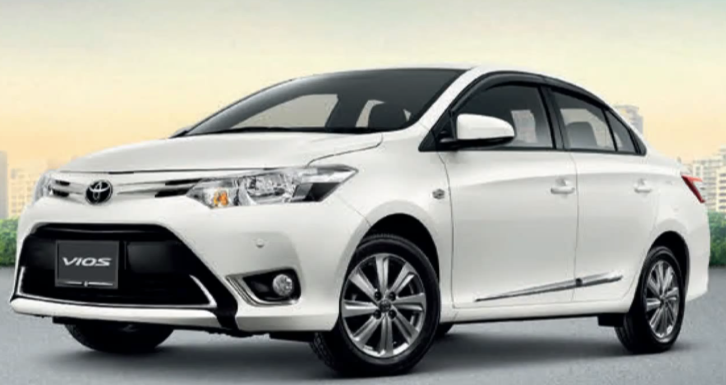 Toyota Vios Scored Record August Sales
