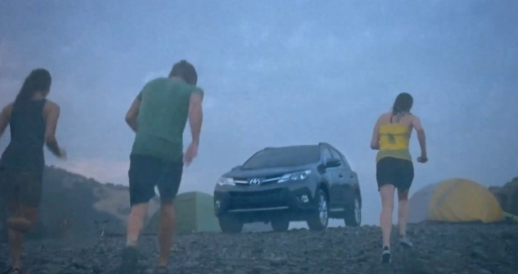 Toyota Wants To Go Places With You [Video]