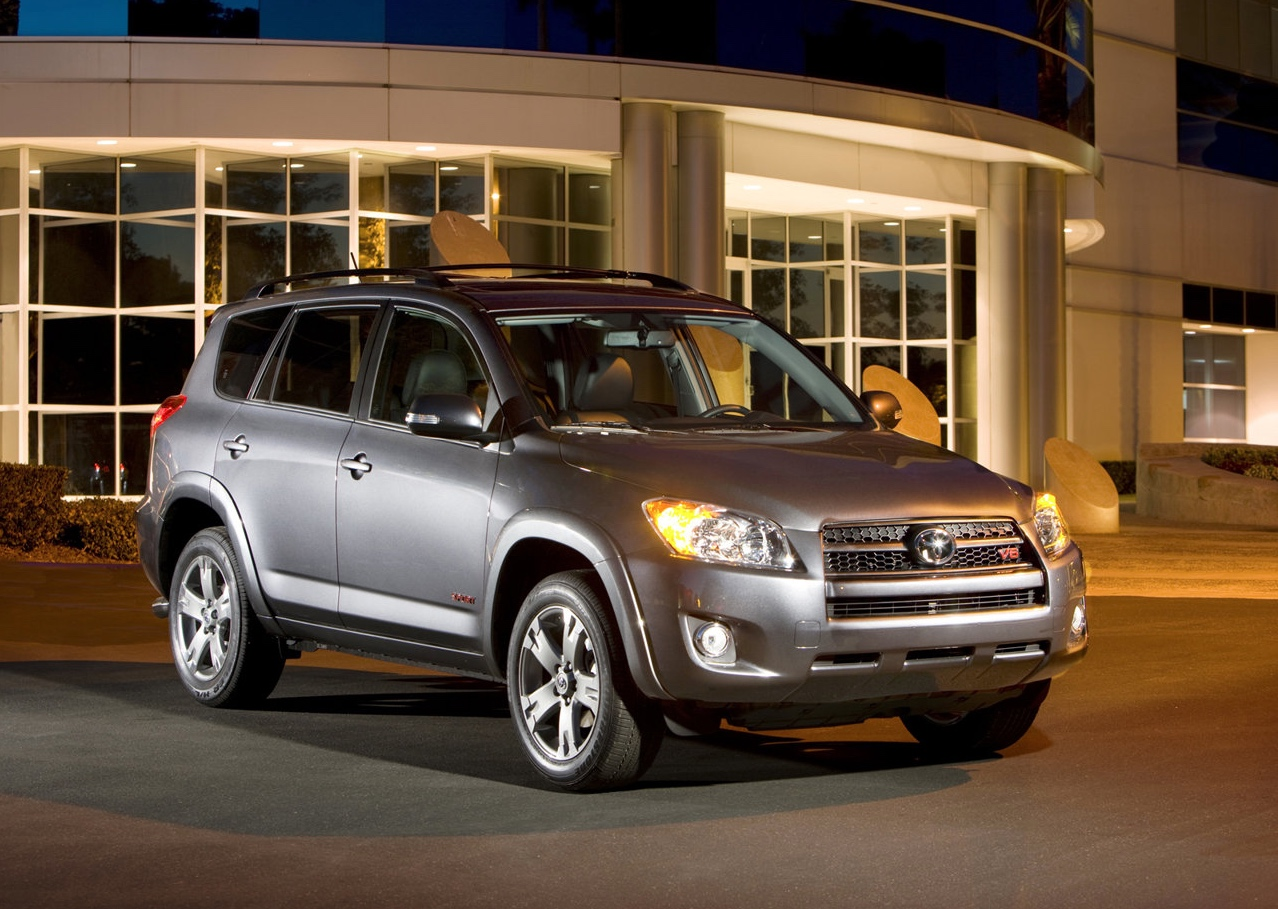 UPDATE: Toyota Will Recall 2.87 Million RAV4 Models For Rear Seats ...