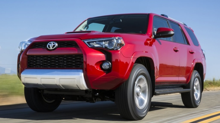 Toyota Won't Drop Body-On-Frame SUVs