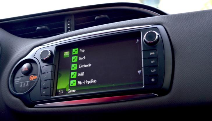 Toyota Yaris Gets Aupeo Custom Radio Capabilities