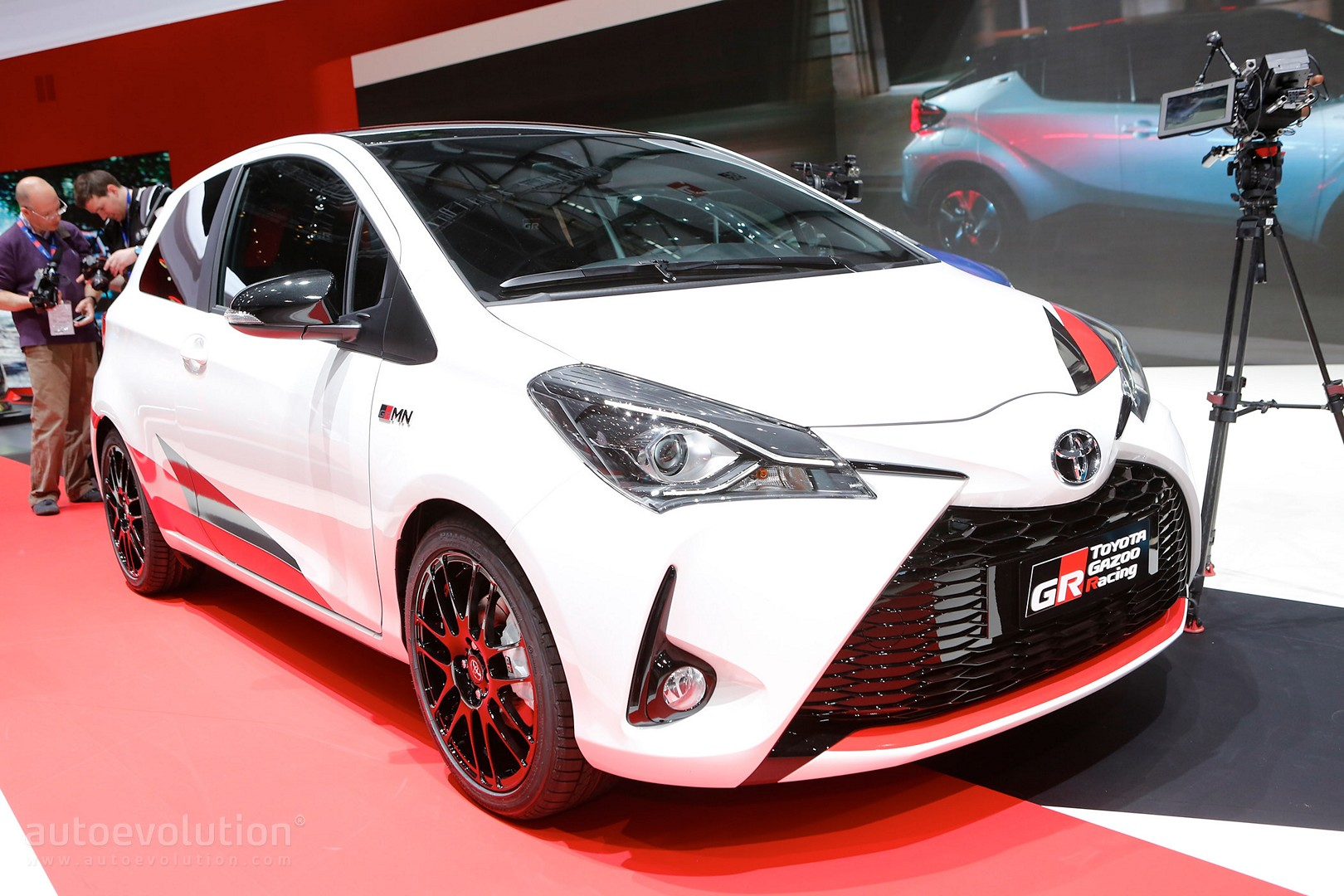 Geneva Motor Show: Hot Toyota Yaris gets supercharged engine