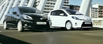 Toyota Yaris Hybrid Promo Video