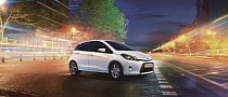 Toyota Yaris Receiving 2014 Updates