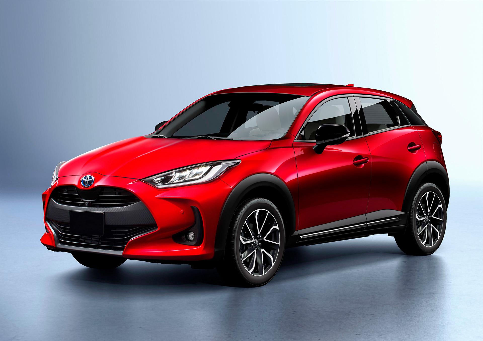 Kelebihan Crossover Toyota Spesifikasi