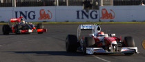 Toyota Yet to Submit Appeal to the FIA on Trulli's Penalty