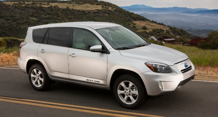 Toyota's Electric RAV4 Has Best US Debut of Any EV - Sells 61 Units in September