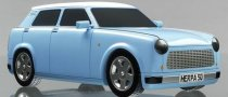Trabant Makes a Comeback, Goes Electric