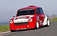 Record-breaking Trabant