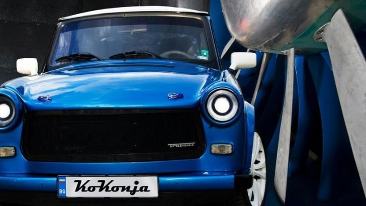 Trabant RS: 220 HP Communist Hot Hatch [Video] [Photo Gallery]