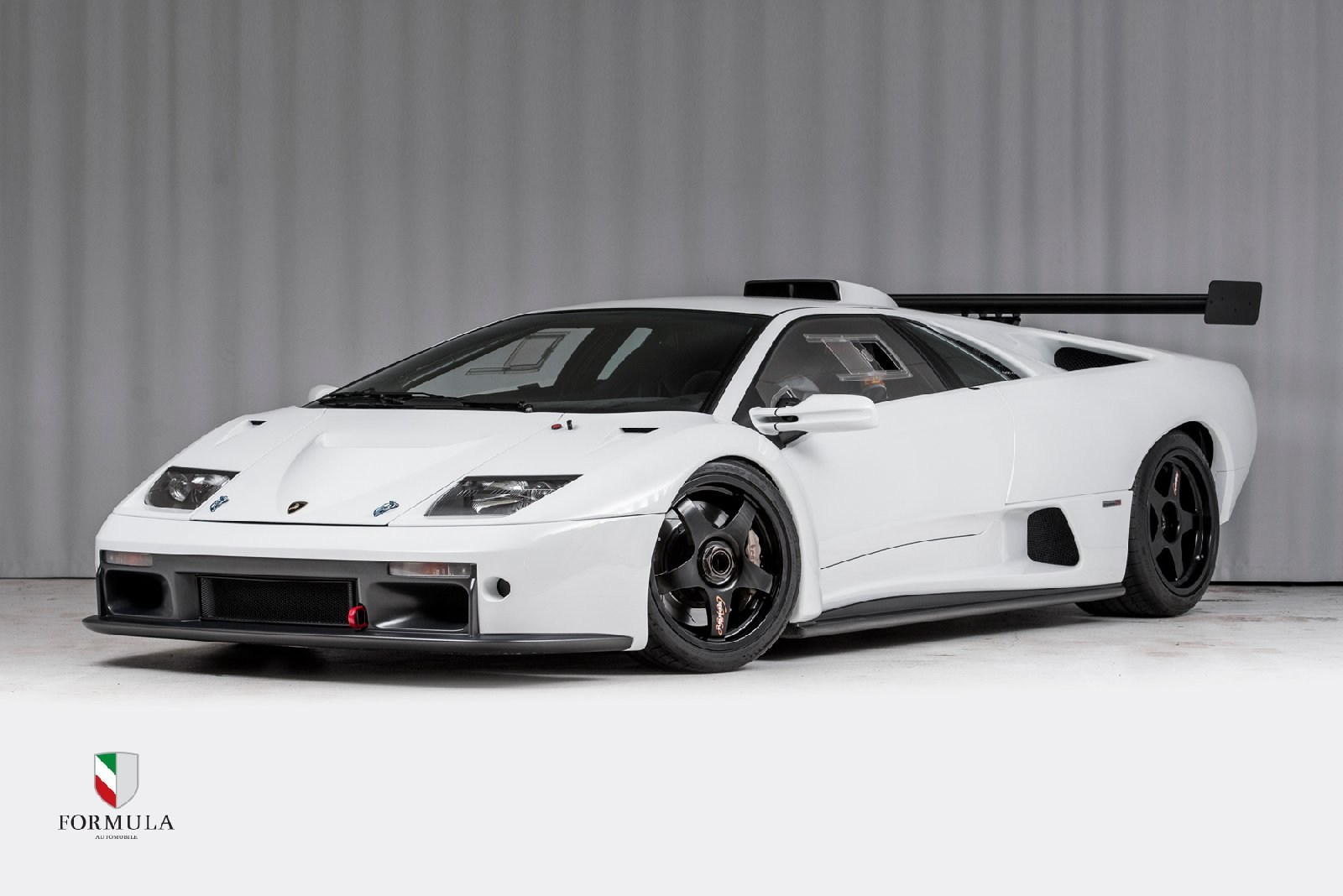 track only lamborghini diablo gtr listed for sale in. Black Bedroom Furniture Sets. Home Design Ideas