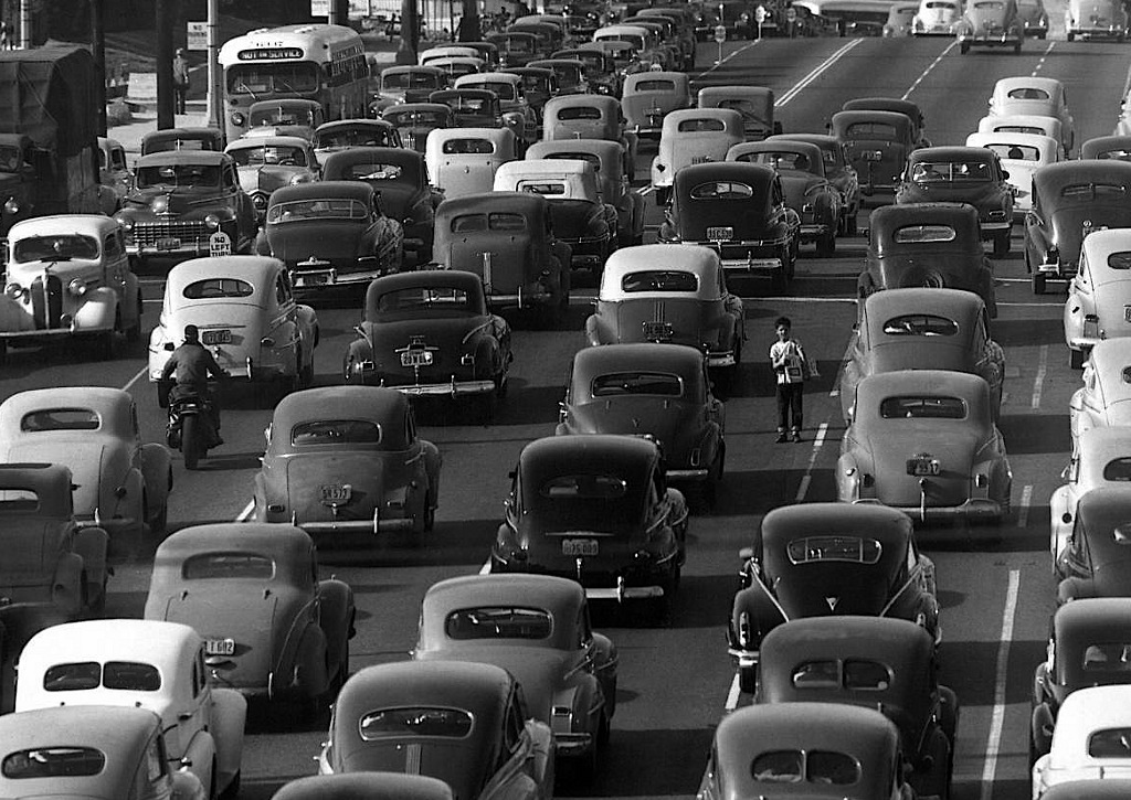 traffic congestion in america and its The surprising upside to america's worsening traffic jams  new orleans — but that may be an aberration rather than an indication of its economic health traffic congestion decreased by just 1.