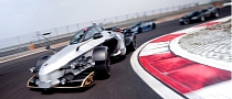 Tramontana Introduces the GT V10 Track Toy