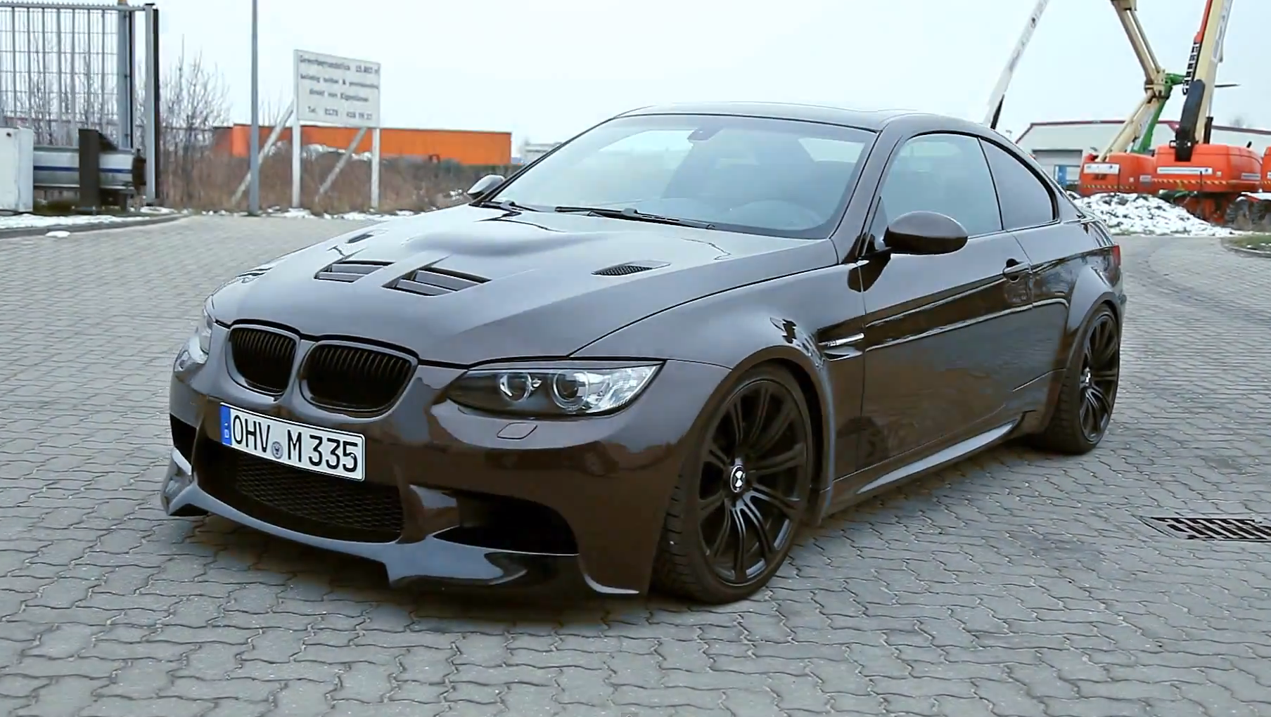 Transformed Bmw E92 335i Sounds Good Autoevolution