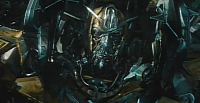 Transformers 3 shows first robot face