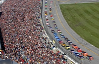 NASCAR field in the Daytona 500