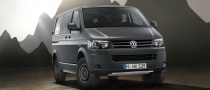Transporter Rockton Off-Roading Van Launched
