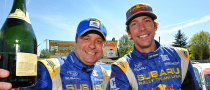 Travis Pastrana Takes the Oregon Trail Rally Win