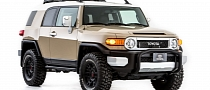 TRD to Show Baja Themed FJ-S Cruiser at 2012 SEMA [Photo Gallery]