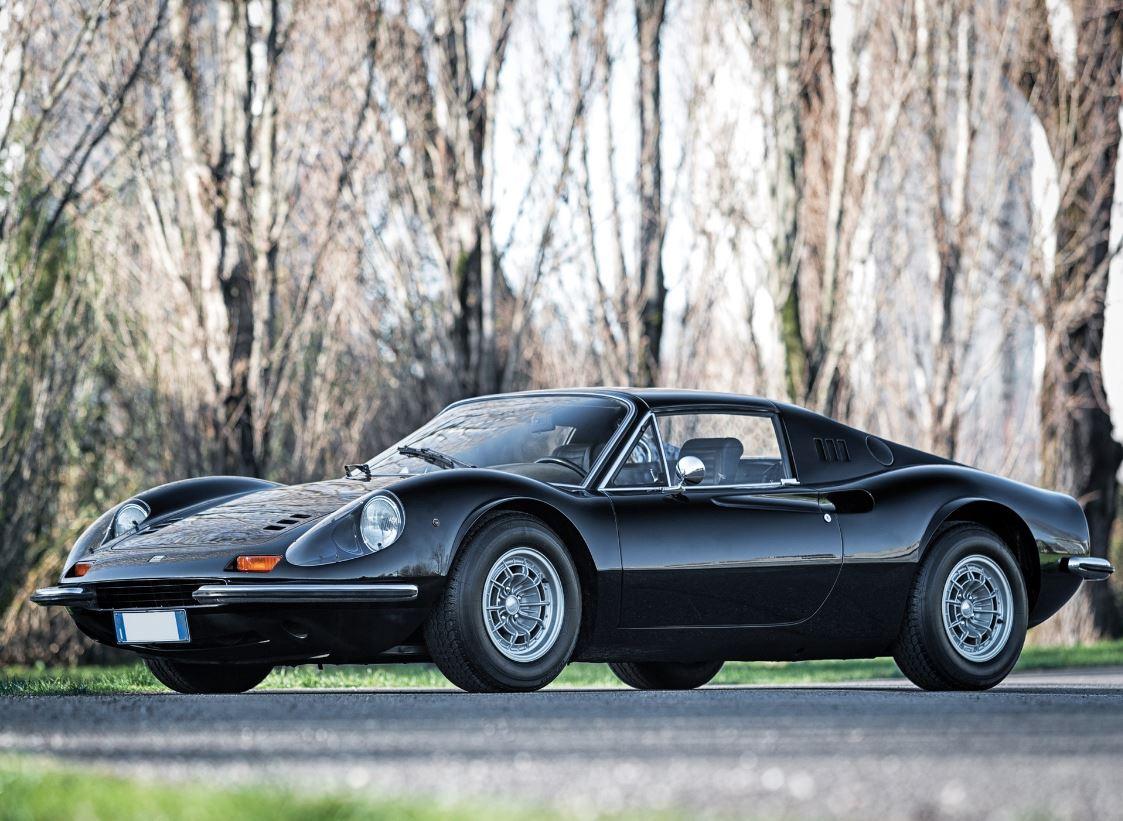 Treat Yourself To A Classic Ferrari Pristine 1973 Dino 246 Gts Is For Sale Autoevolution