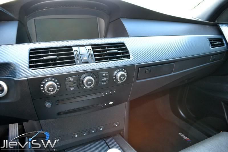trims wrap diy for e60 bmw m5 autoevolution. Black Bedroom Furniture Sets. Home Design Ideas