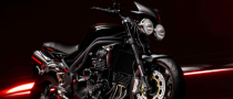 Triumph 2010 Speed Triple Anniversary Edition