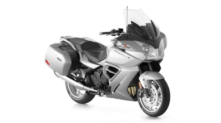 Triumph Announces UK Pricing for Trophy 1200