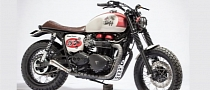 Triumph Art by Galz Motorcycle [Photo Gallery]