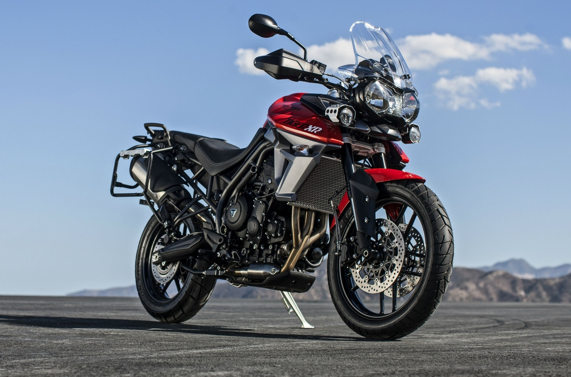 Triumph Tiger 800 2019 >> Triumph Expands Tiger 800 Line-Up with XRt and XCa Models - autoevolution
