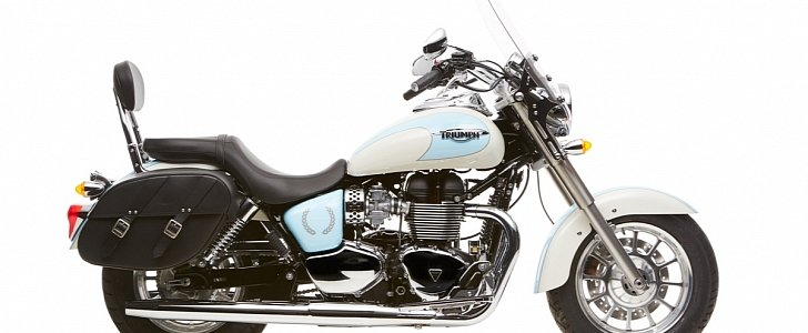 triumph limited edition america and america lt revealed, 25-unit