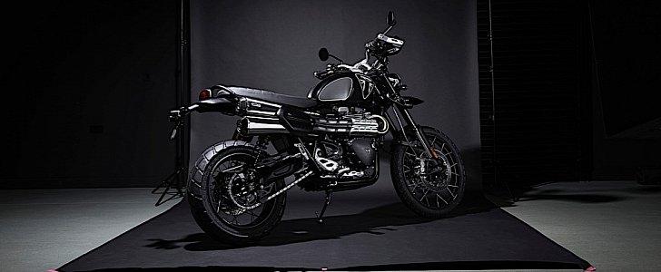 Обои bike, triumph, motorbike, 1200, scrambler картинки на
