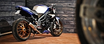 Triumph Speed Triple 1050 by FCR [Photo Gallery]