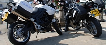 Triumph Tigers and BMW S1000RR Join Triplemoto Fleet