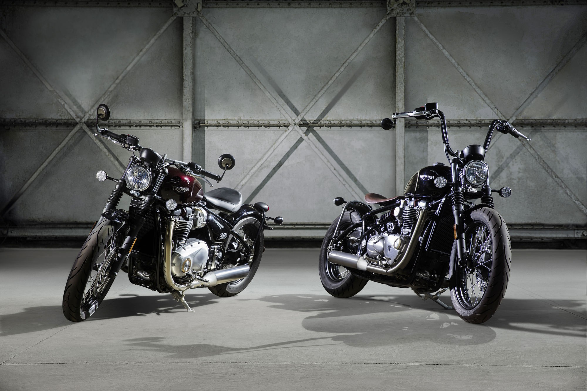 Triumphs New Bonneville Bobber Sets Sales Record In The Us