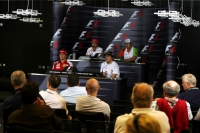 Abu Dhabi press conference