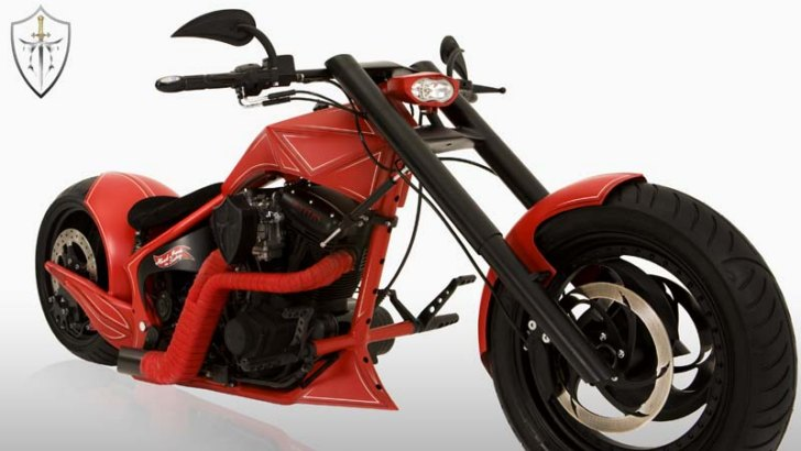 TT Custom Choppers Has No Limit [Photo Gallery]