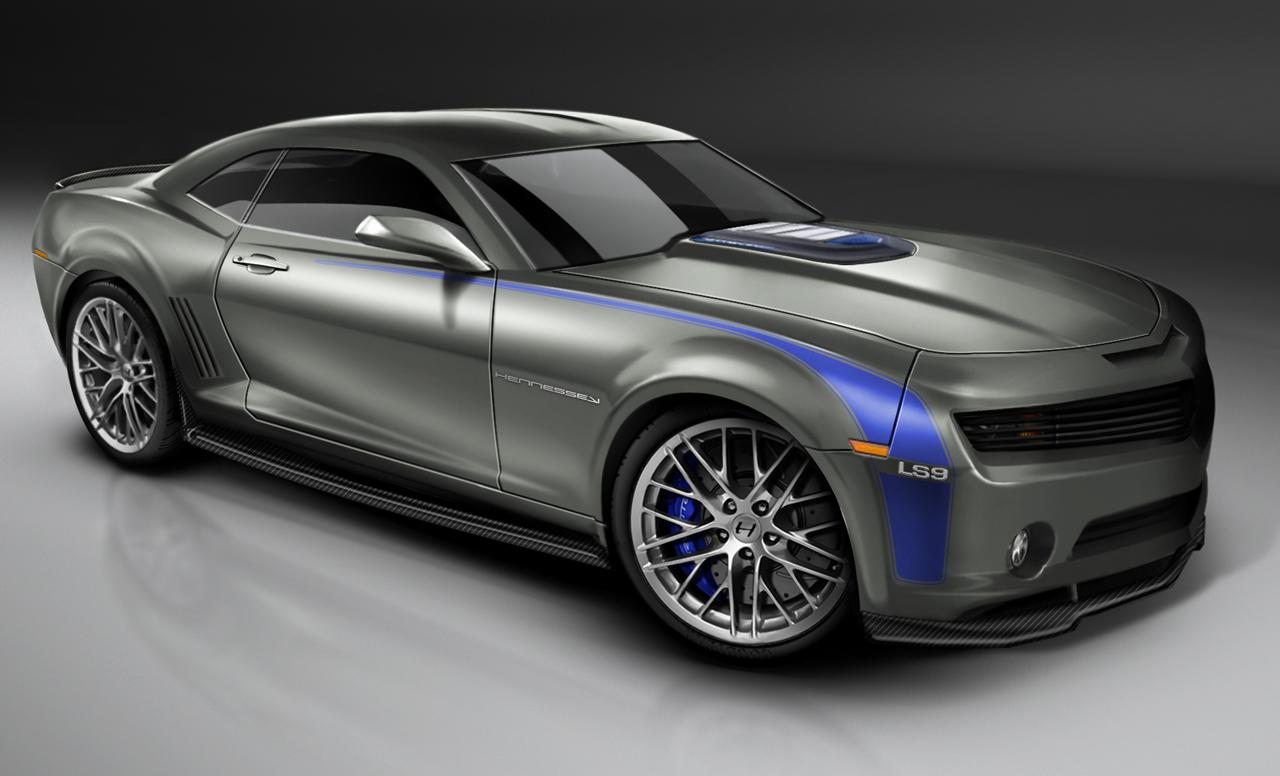 Tuned 2010 Chevrolet Camaro Costs 109 000 Autoevolution