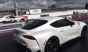 Tuned 2020 Toyota Supra Does 11 4s 1/4-Mile, People Want to Buy B58