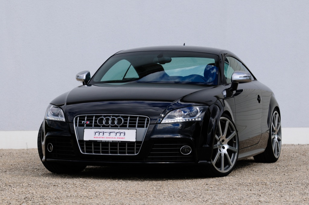 Tuned Audi TT by mtm - 380 HP, Top Speed of 265 km/h - autoevolution