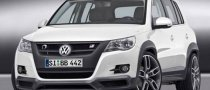 Tuned B&B Volkswagen Tiguan Develops 300 HP