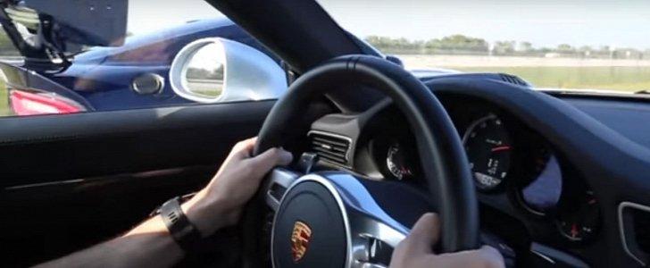Tuned Dodge Viper Acr Vs Tuned Porsche 911 Turbo S Drag