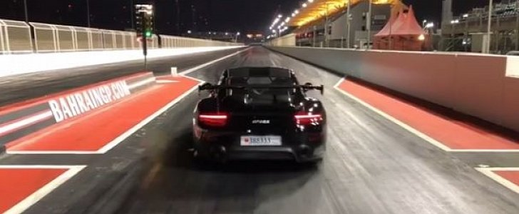 Tuned Porsche 911 GT2 RS Does Amazing 9.8s 1/4-Mile Run, Sets World Record