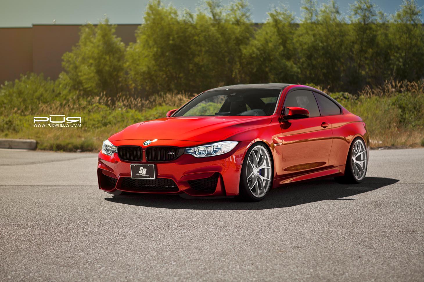 Bmw Aftermarket Parts >> Tuned Sakhir Orange BMW M4 Is Fiery Hot - autoevolution