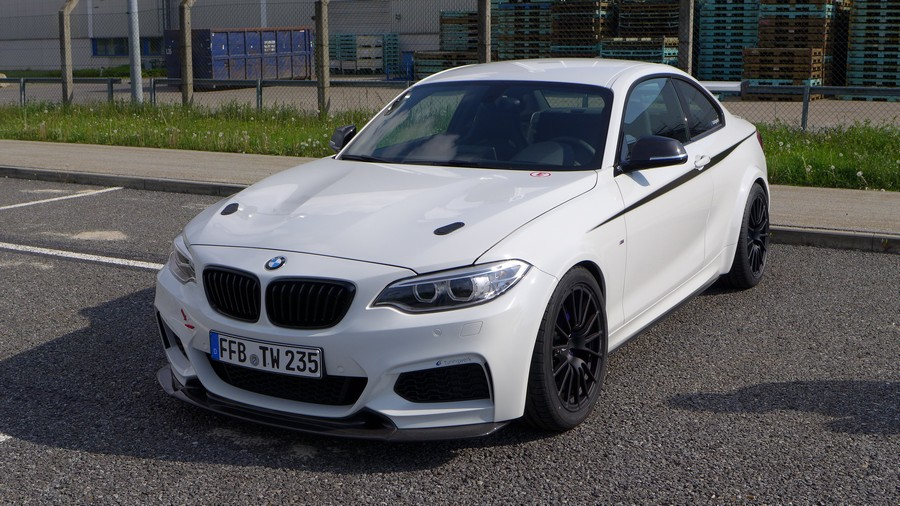 14 Photos Tuningwerk BMW M235i