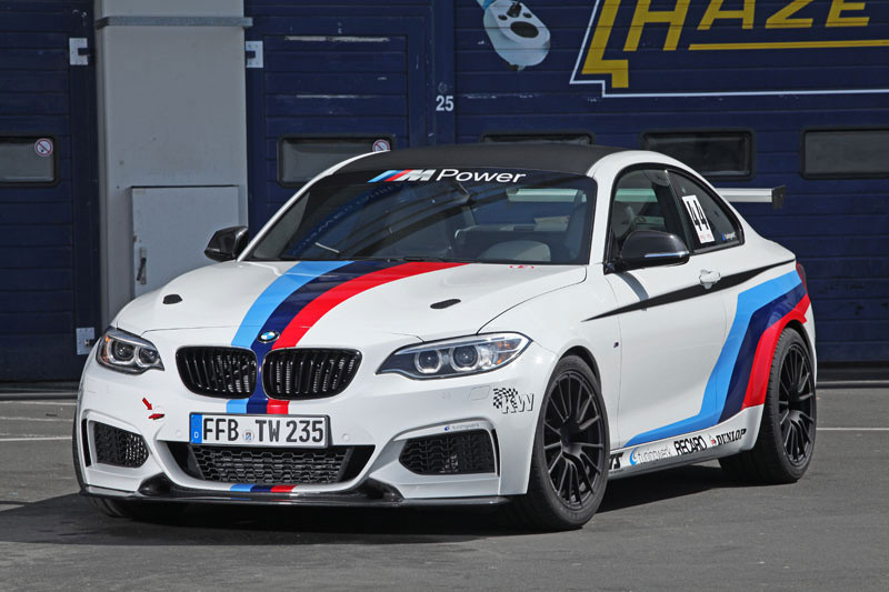 Tuningwerk Releases Bmw M235i Rs Complete Specs