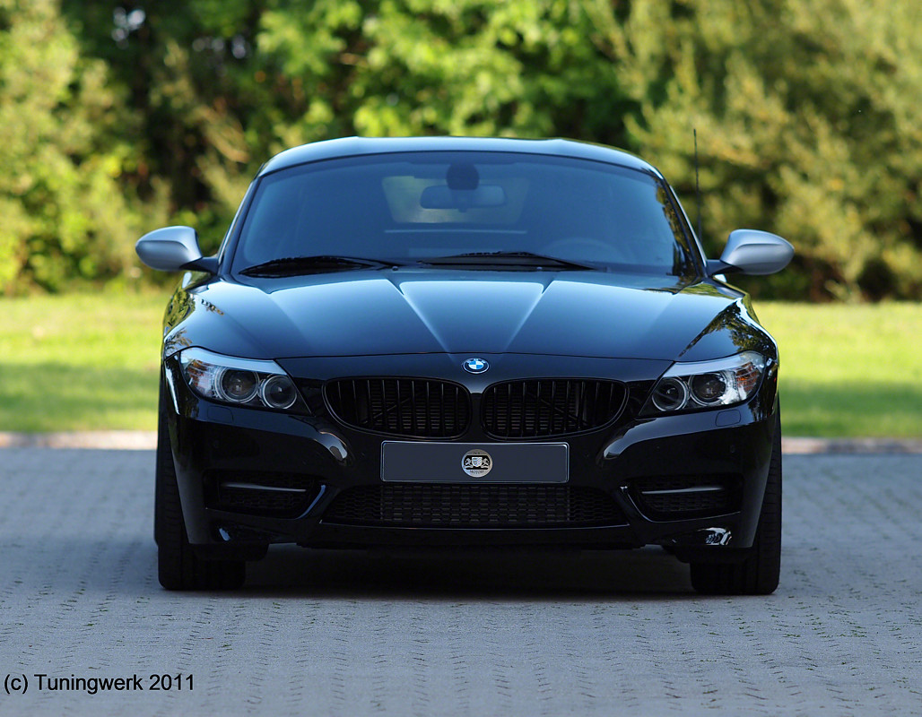 Tuningwerk S Take On The Bmw E89 Z4 Autoevolution