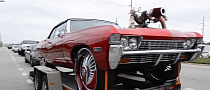 Turbo 1968 Impala on 28s Is Just Wrong! [Video]